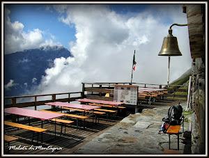 Rifugio S. Ferioli 2264 m