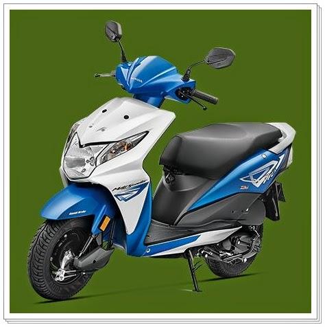 Honda Dio Price India