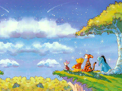 wallpaper the pooh
