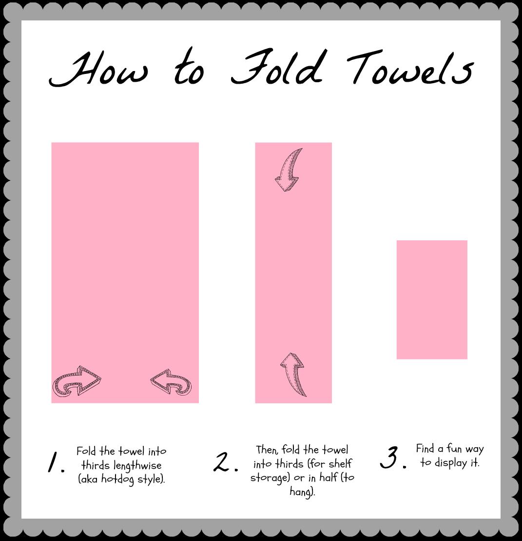Decor 19 Ways To Display Towels