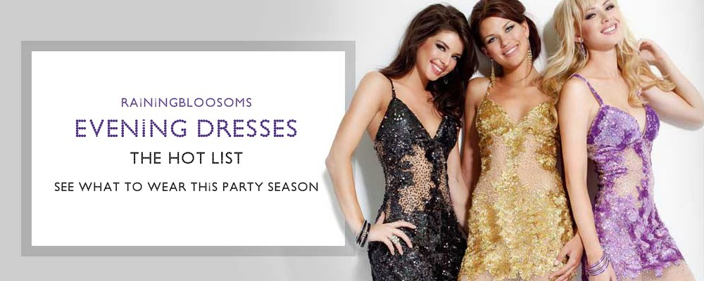RainingBlossoms Evening Dresses