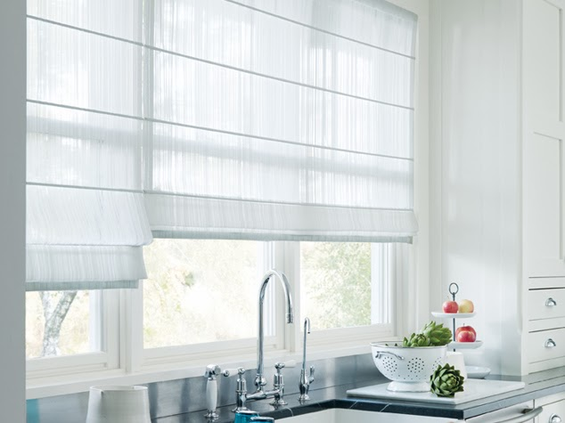 Types of window shades for the home vmdecor Types of blinds