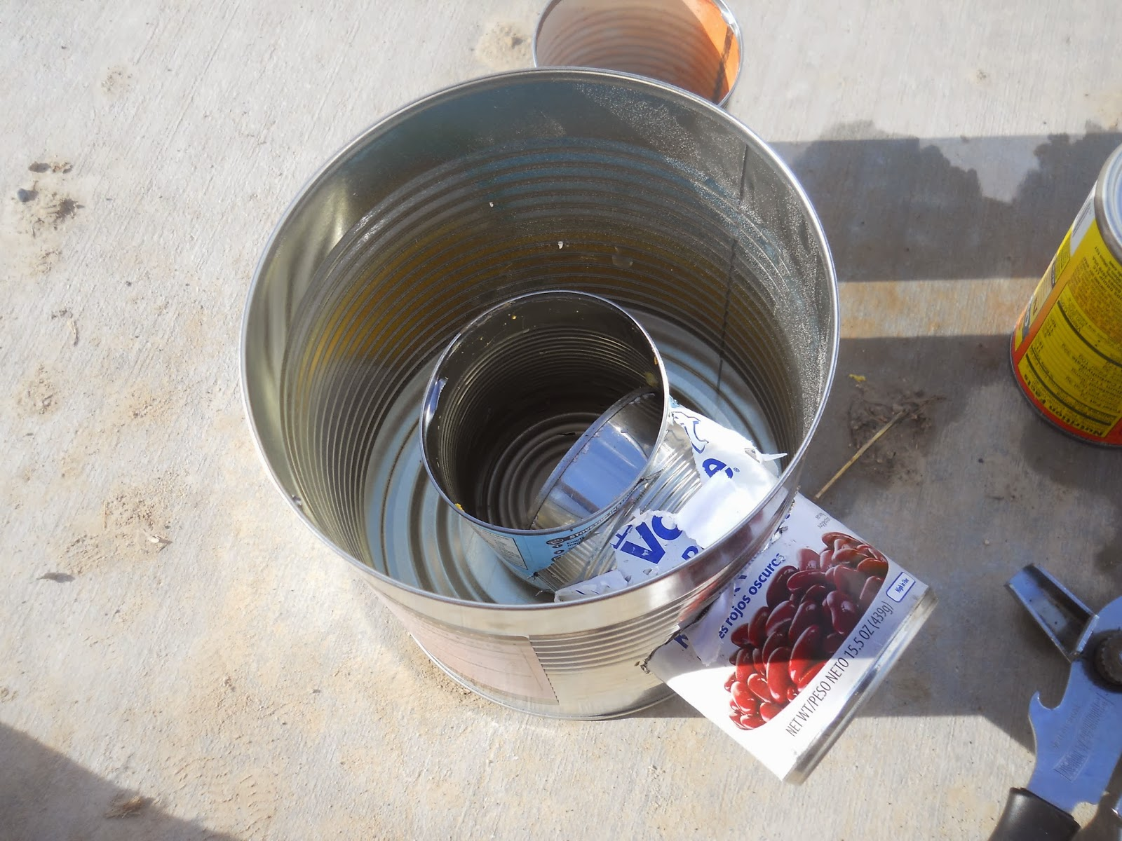 Bring back the farm how to build a rocket stove for How to make a cheap rocket