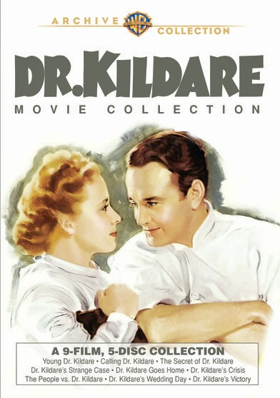 Tonight S Movie Dr Kildare Wedding Day 1941 A Warner Archive Dvd Review