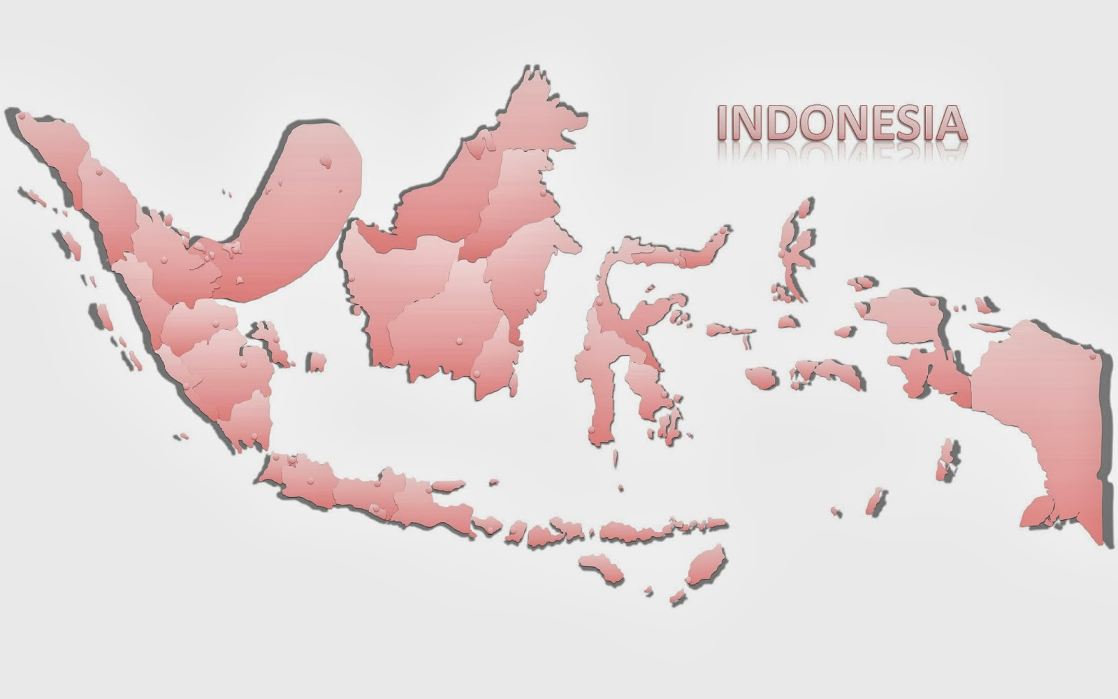 Peta Buta Indonesia 2013 update Kalimantan Utara