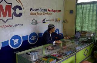 Berkarir di Sentra Masjid Lampung