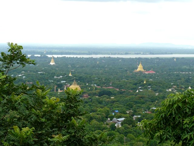 Estupas Sagaing