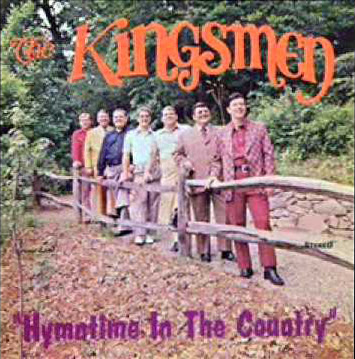 The Kingsmen Quartet-Hymntime In The Country-
