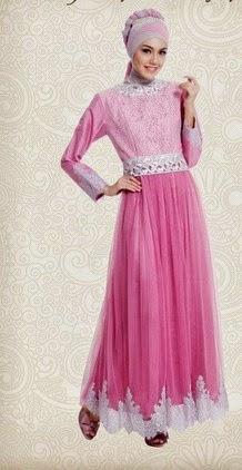 Baju Pesta Muslim Modern Paling Tepat