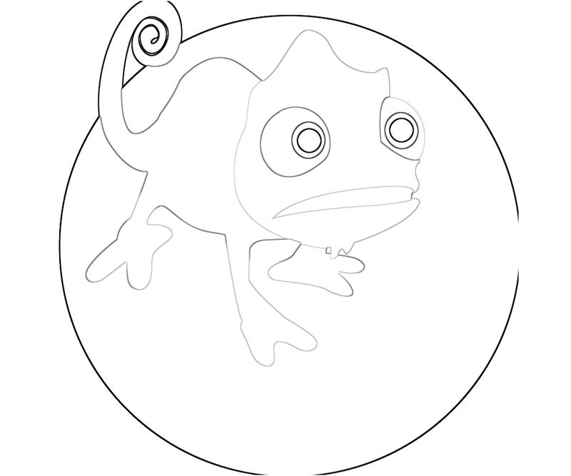 tangled-pascal-characters-coloring-pages