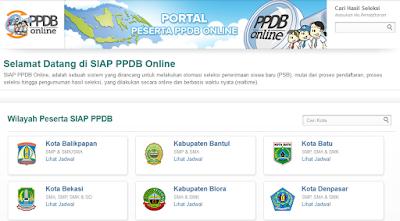 ppdb online 2015