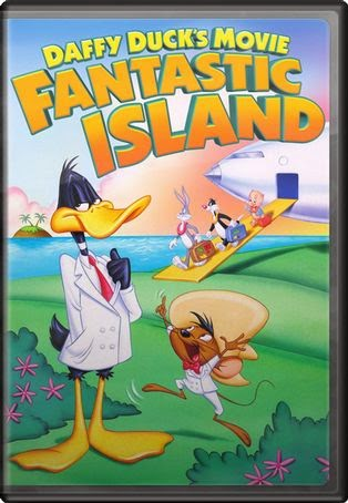 Daffy Duck's Movie Fantastic Island 1983 Dual Audio BRRip 480p 250mb