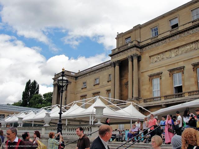 Afternoon Tea Memories in Great Britain