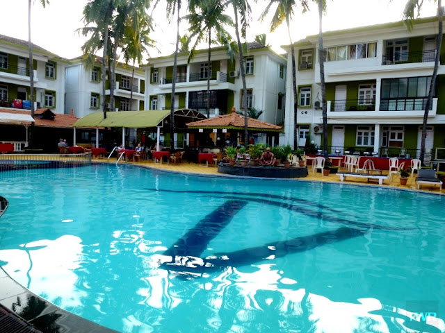 candolim resort