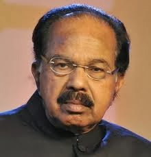The Union Minister of Petroleum & Natural Gas, Mr. Veerappa Moily