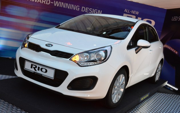 ... CBU Unit From Korea And Latest Info From PJ Showroom That There Still  Stock Available For Those Who Want To Be The Pioneer To Own A Brand New Kia  Rio.