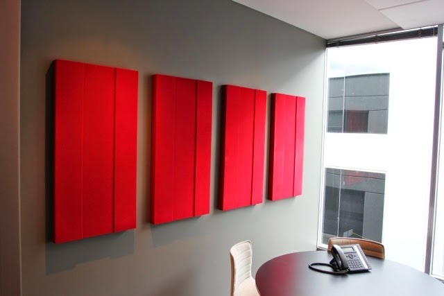 Beautiful decorative acoustic wall panels for modern interior Soundproofing for walls interior