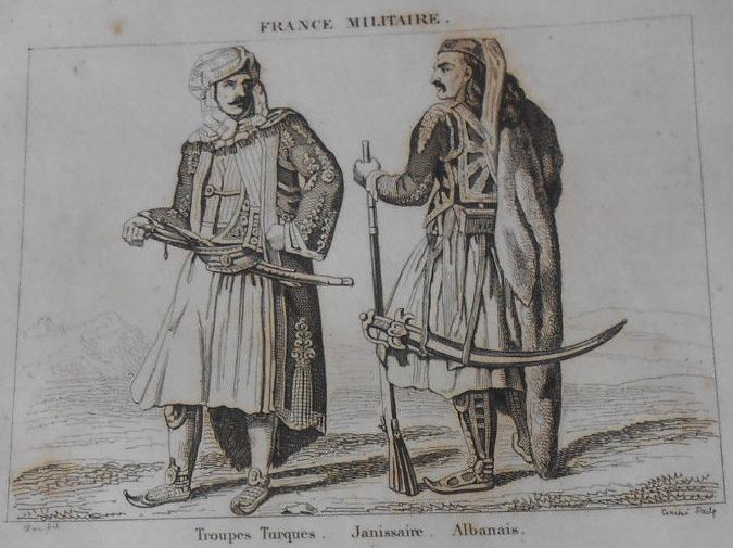 Albanais(1836)