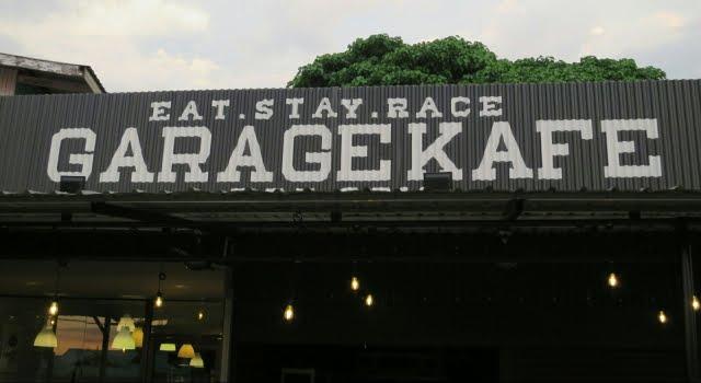 Garage Kafe Kota Kinabalu