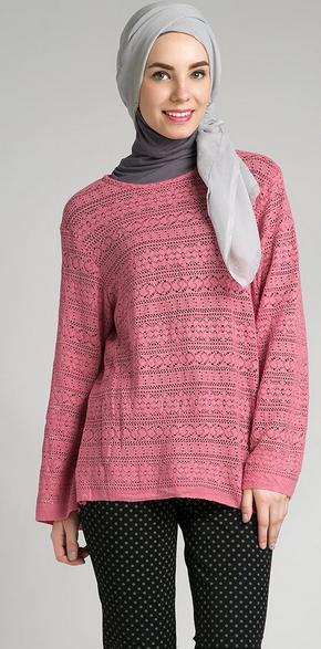 Katalog Baju Casual Muslim untuk Perempuan