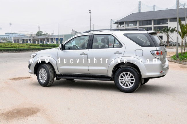 thue xe toyota fortuner
