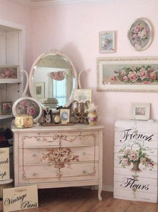 inspiracje shabby chic domowe diy wystr j wn trz dekoracje inspiracje blog wn trzarski. Black Bedroom Furniture Sets. Home Design Ideas