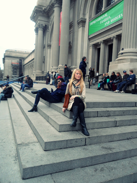 New York Travelguide Gossip Girl Tour OnLocation Tours Drehorte