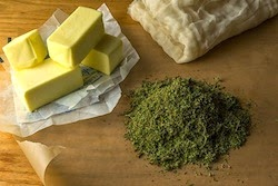 MMJ RECIPE Cannabutter