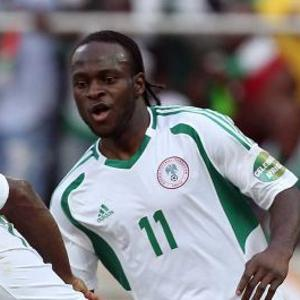 Victor Moses won and converted two quick penalties to give Nigeria a deserved win
