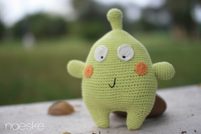 Amigurumi En Monsters : naeske: Working on a monster amigurumi collection ...