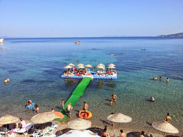 İzmir Karaburun Denizi