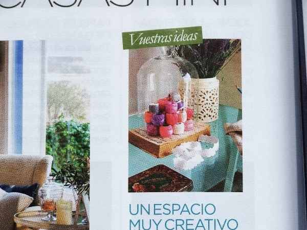 Mi idea decorativa, en la revista El Mueble!