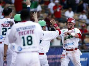 Mexico Campeón de la Serie de Beisbol del Caribe 2016