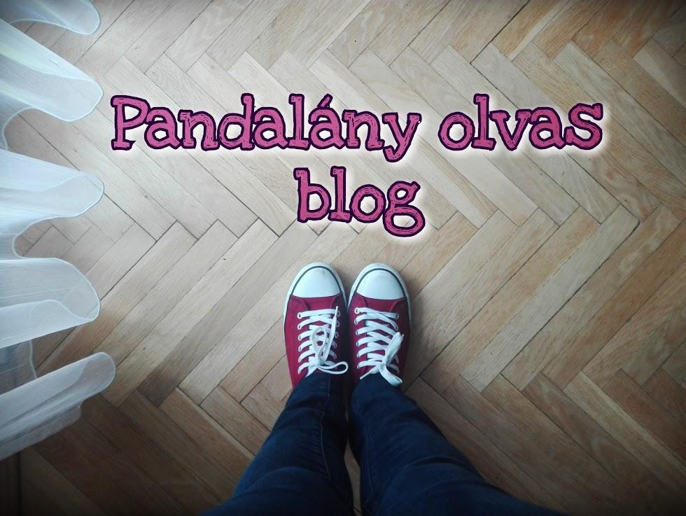 Pandalány olvas
