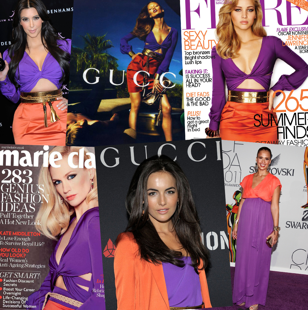 http://1.bp.blogspot.com/-0oa9Xw3Z7vU/T98ADG_dgoI/AAAAAAAAAlo/IUdhHuoAJ0Q/s1600/kim-kardashian-gucci-fashion-trend-orange-purple-dress+(1).jpg