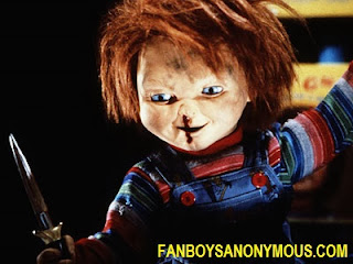 Chucky Brad Dourif possessed doll