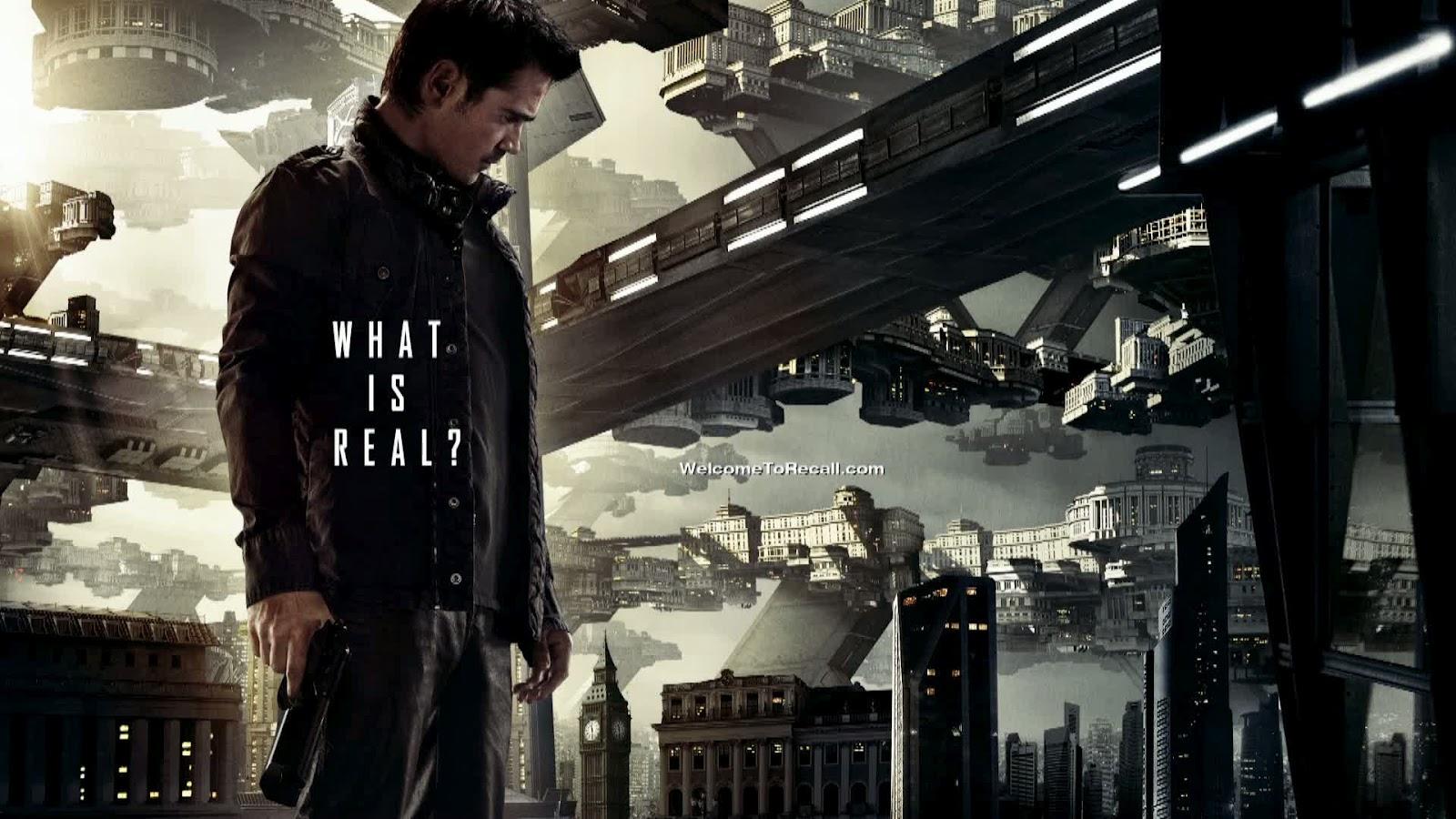 Xem phim Total Recall - Truy Tìm Ký Ức 2012