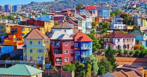 Recobar Valparaíso