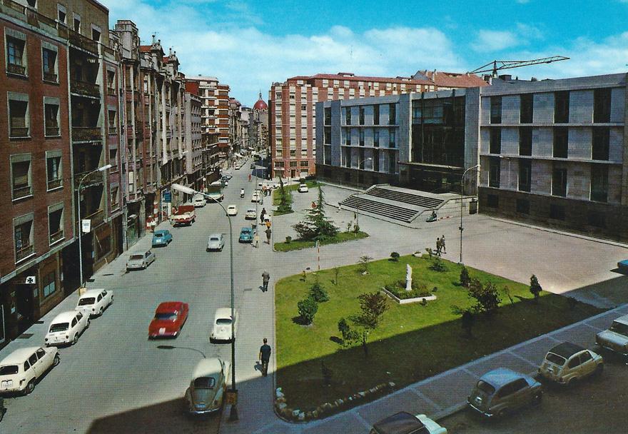 Escuela Minas Oviedo