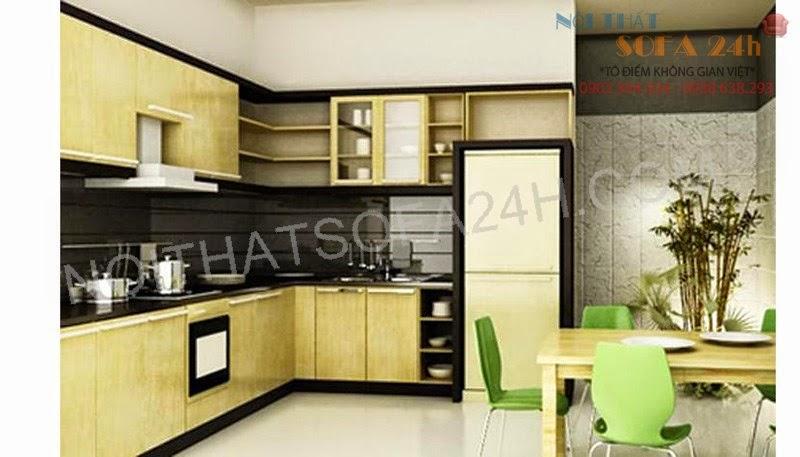 Tủ bếp TB030