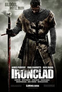 Phim Giáp Sắt - Ironclad [Vietsub] 2011 Online