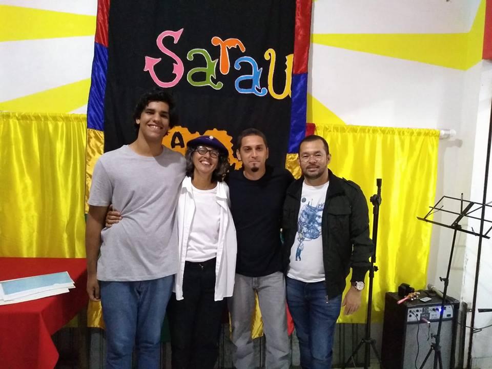 VII Sarau Alacazum 2018