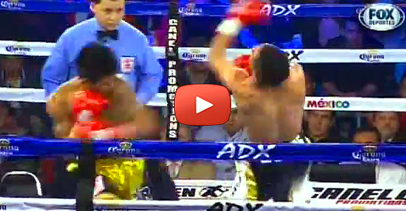 John Riel Casimero's BRUTAL Knockout Of Armando Santos (VIDEO)