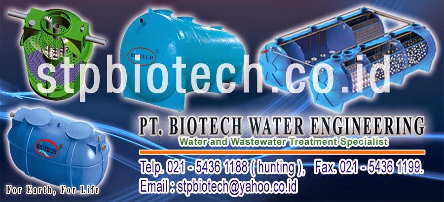 Septic Tank Biotech - PT. BIOTECH WATER ENGINEERING