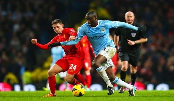 Prediksi Skor Bola Manchester City vs Liverpool 26 Agustus 2014
