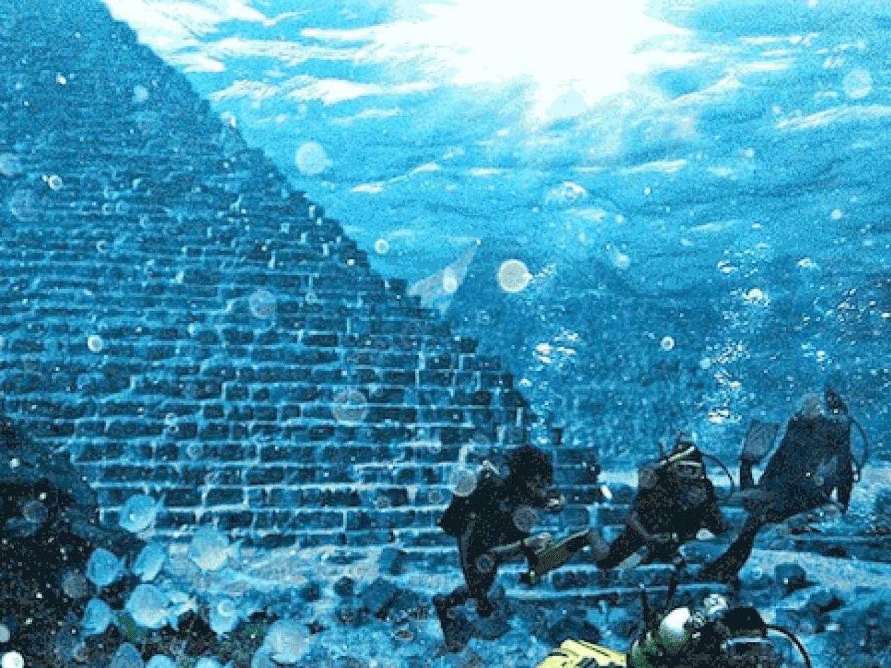 Piramida Yonaguni