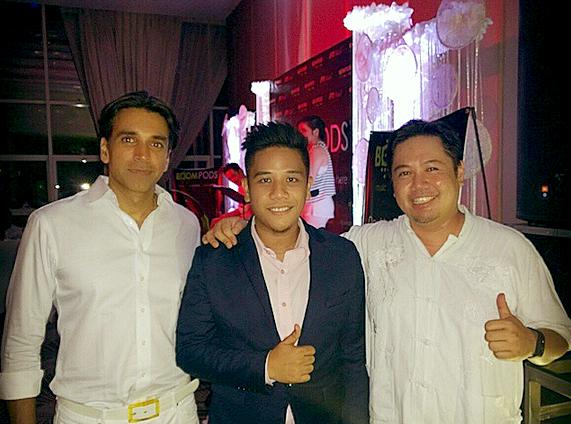 Boompods Philippines, Mark Milan Macanas, Epik Pios, Prem Balani