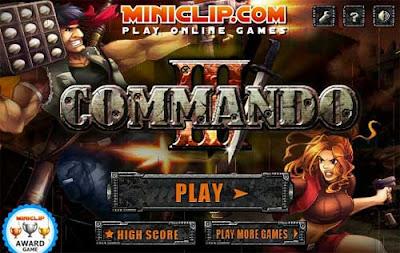 Jugar Juego COMMANDO 3 online