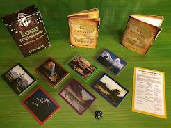 Lone Wilderlands - the solo sandbox RPG in a cardbox