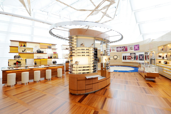 Louis Vuitton Magasin Singapour